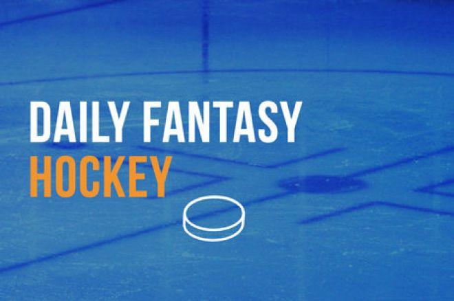 Daily fantasy hockey