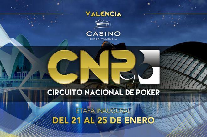 El Circuito Nacional de Poker arranca en Valencia 0001