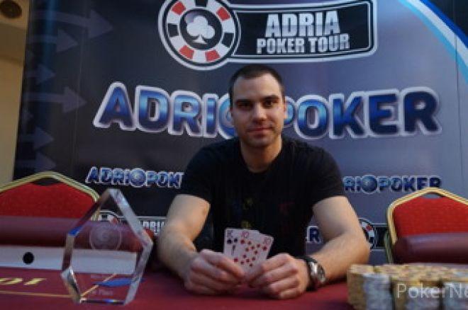 Poker Igrač Danilo Velašević