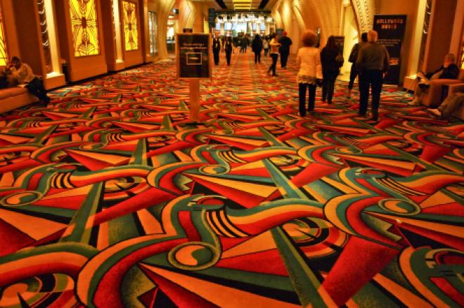 Kaszinó szőnyeg