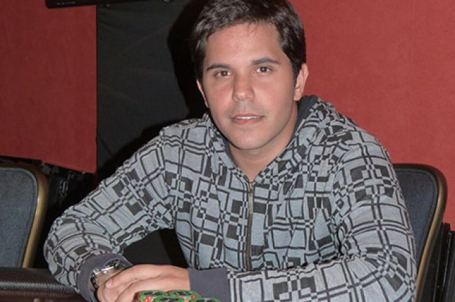 Mariano Ríos ganó el Tuesday Poker City en Rosario 0001