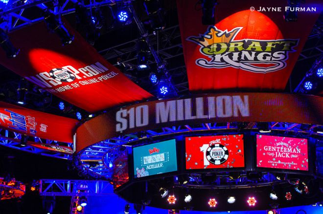 $10 Million for 1st in WSOP Main Event