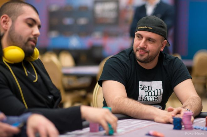 2015 partypoker WPT National Cyprus Main Event Day 1a: Minaev, Mizrachi Among Leaders 0001
