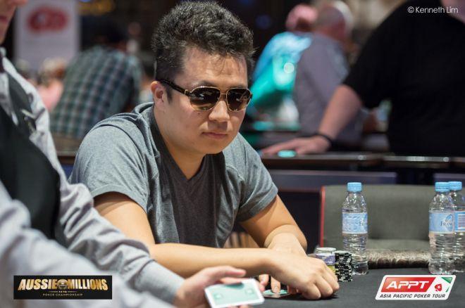 Aussie Millions $100.000 Challenge Den 1 zaznamenal 63 registrací, pokračuje 28 hráčů 0001