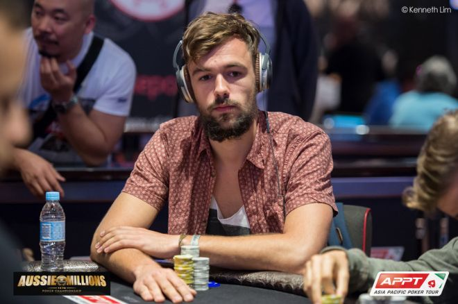 Aussie Millions $100.000 Challenge: na FT nastoupí s největším stackem Ole Schemion 0001