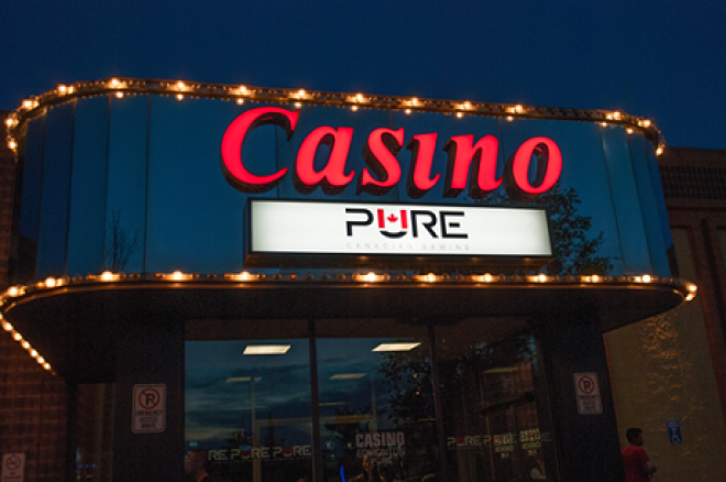 Casino Edmonton Alberta Poker Championships