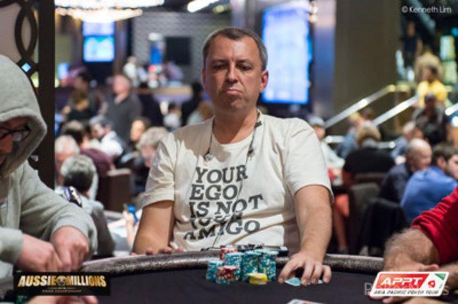 Jan Suchanek Aussie Millions