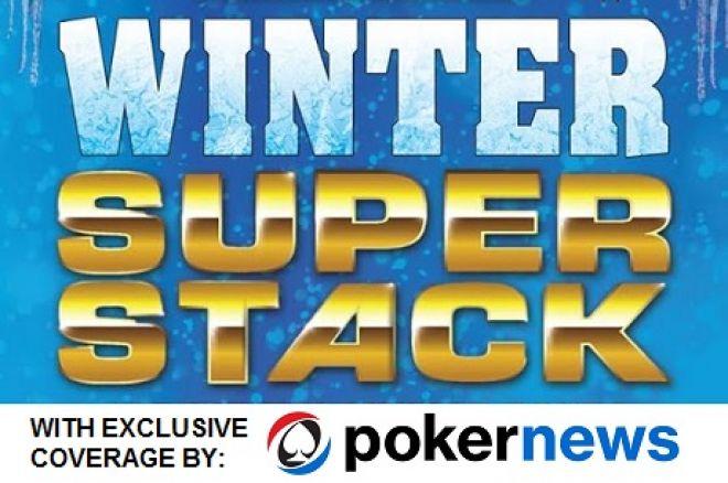 Deerfoot Inn & Casino Winter Super Stack
