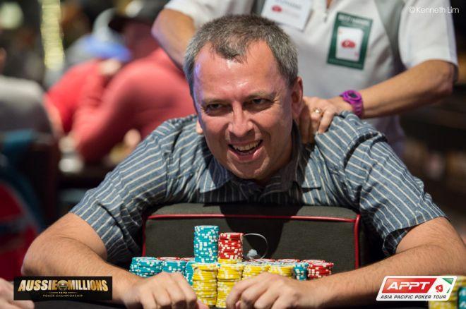 Jan Suchánek má jistých AU$ 30.000, ale pořád ještě něřekl poslední slovo v boji o... 0001