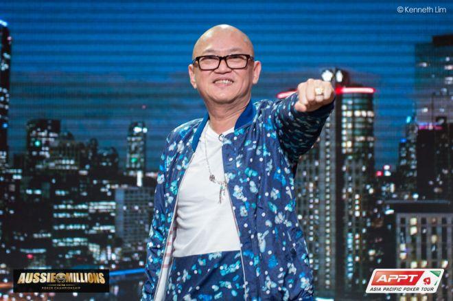 Richard Yong Aussie Millions