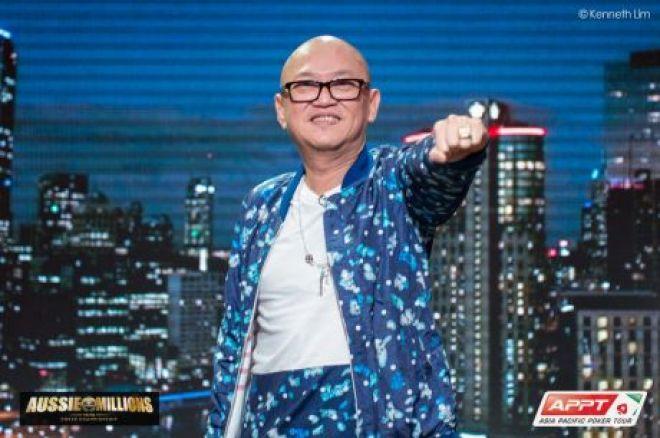 Richard Yong verslaat Ole Schemion en wint 2015 Aussie Millions $100.000 Challenge!
