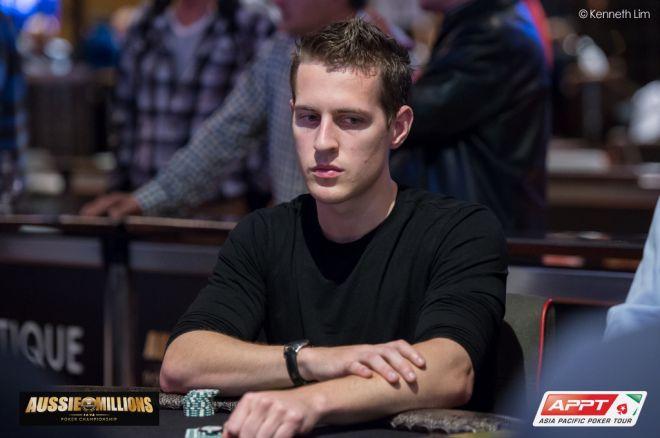 Mike McDonald Aussie Millions $250,000 Challenge
