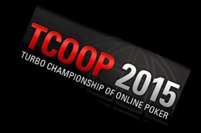 Desmoplakin a Brixinka blízko FT v $700 TCOOP Main eventu 0001