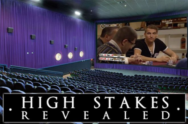 High Stakes Revealed: Pot-Limit Omaha cashgame show German High Rollers