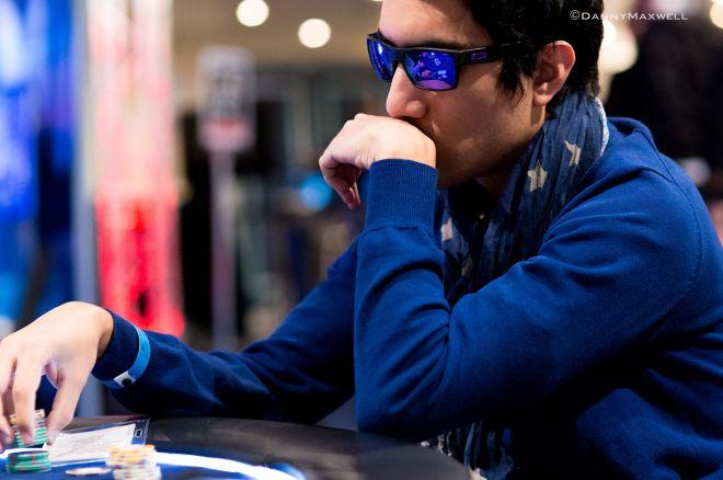 Iván Lucá pasó al día dos del High Roller del EPT tercero en fichas 0001