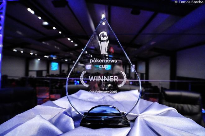 Deň 1a € 200.000 Main eventu PokerNews Cupu je odohraný 0001