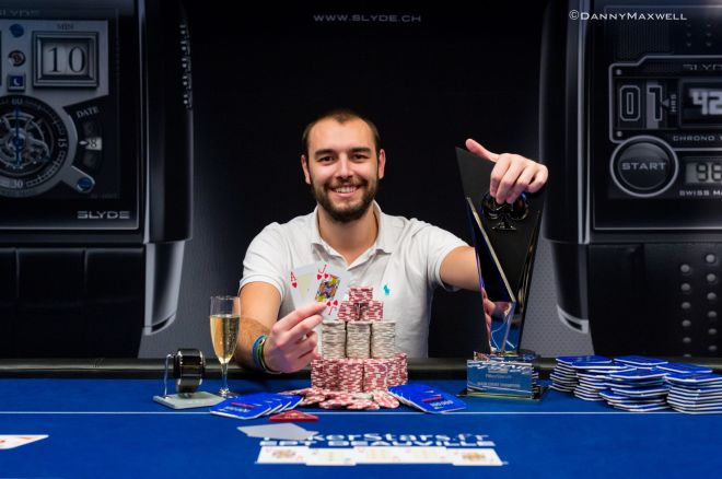 EPT Deauville Main event - balkánský duel ovládl Bulhar- titul získal Ognyan Dimov 0001