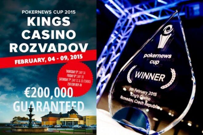 Před pár minutami praskla bublina na PokerNews Cupu v King´s Casino Rozvadov 0001