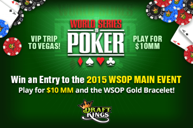 Win a WSOP Seat for as Little as $0.25! 0001