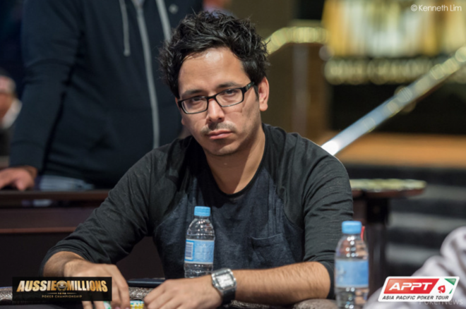 Online Railbird Latam Report; Guillén en el Sunday Million 0001