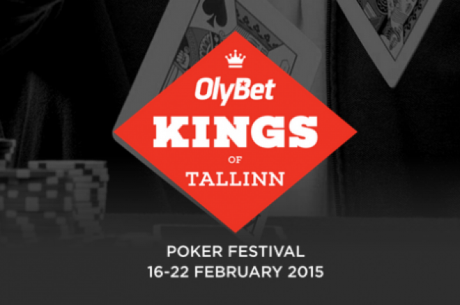 OlyBet Kings of Tallinn 2015