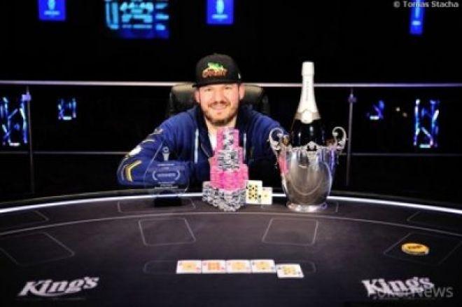 PokerNewsCup 2015 Rozvadov Christian Krupp