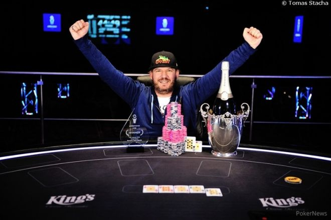 Кристиан Крупп на PokerNews Cup