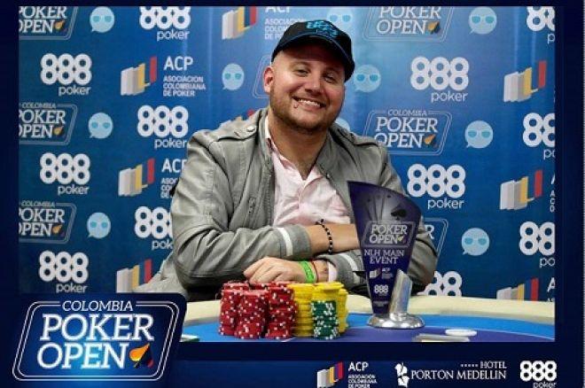 """Steve Moreno: """"En el Poker está el verdadero dinero"""". 0001"""