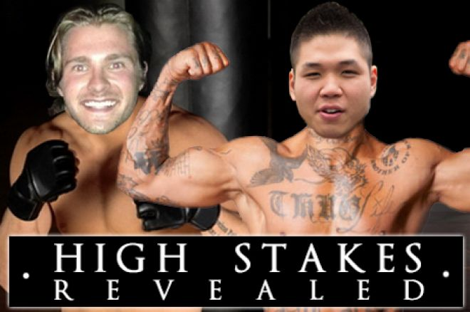 High Stakes Revealed: Heads Up for Rolls tussen Dong Kim en Nick Frame op $25/$50