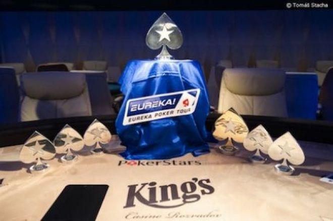ZADARMO na Eureku €500.000 GTD do King´s Casino Rozvadov 0001