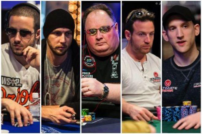 WSOP 2015 : Merson, O'Brien, Raymer... les cadors réagissent au programme 0001