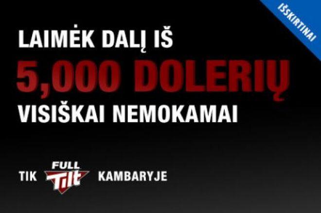 Kvalifikuokitės į du PokerNews nemokamus turnyrus per vasario mėnesį 0001