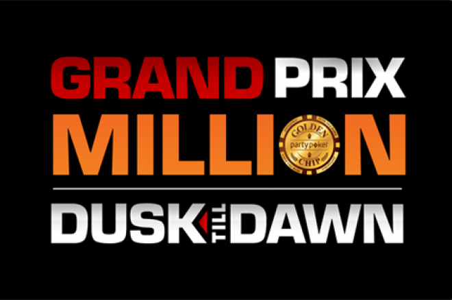 $1M Guaranteed Grand Prix Million Announced at Dusk Till Dawn 0001