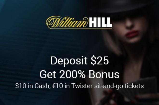 20 dobrých důvodů, proč se zastavit na William Hill 0001