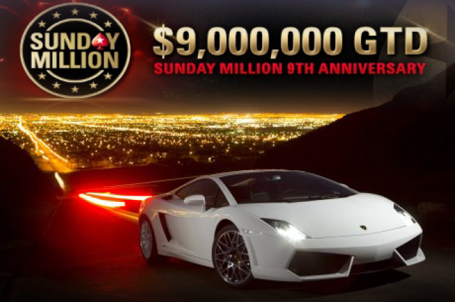 Biggest Sunday Million Ever