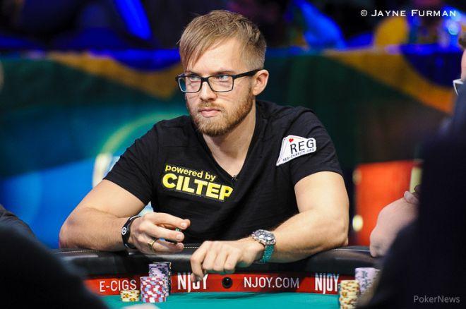 Световният шампион по покер Мартин Якобсон дари $250,000 на Raising to effective giving 0001