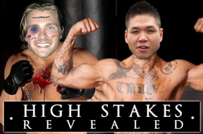 High Stakes Revealed: Nick Frame neemt de leiding in Heads-Up match tegen Dong Kim