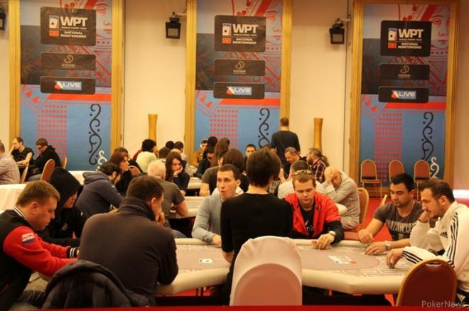 WPT Warm Up Event Montenegro