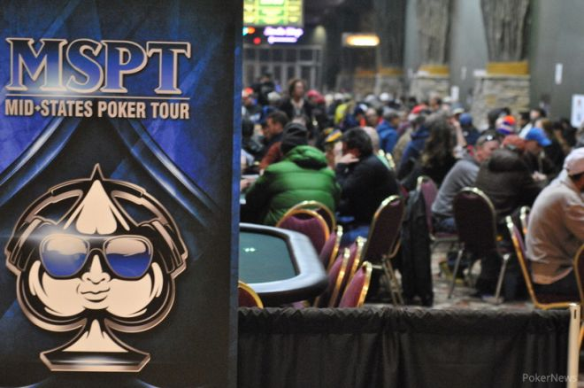 Mid-States Poker Tour Wisconsin State Poker Championship