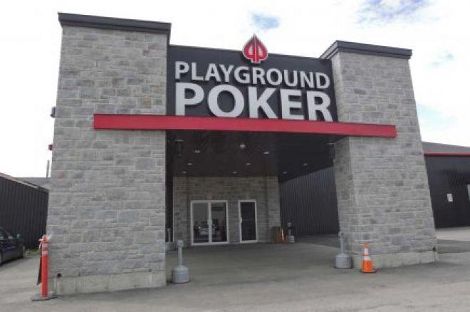 Playground Winter Festival garantuje $600.000 0001