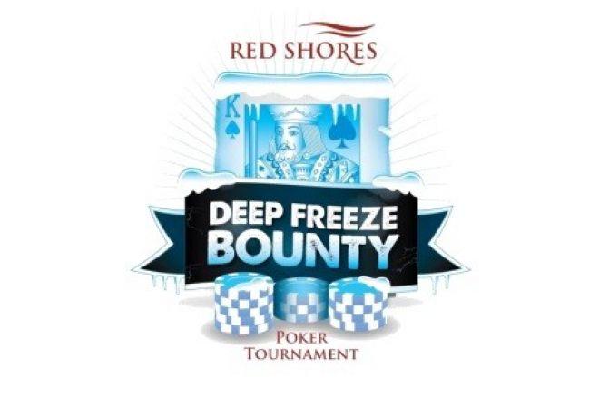 Deep Freeze Bounty Redshores Racetrack & Casino