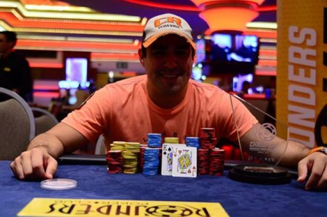 José Andrés Pacheco gana el Rounders Poker Challenge 3 0001