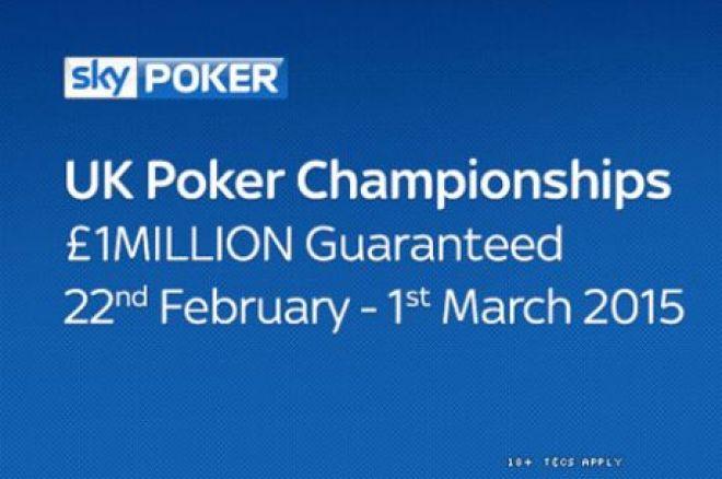 2015 Sky Poker UK Poker Championships