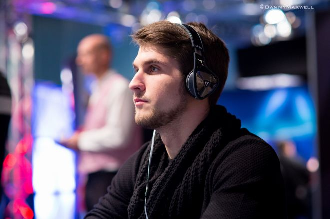 Matas Cimbolas: 2015 Sky Poker UKPC High Roller champion