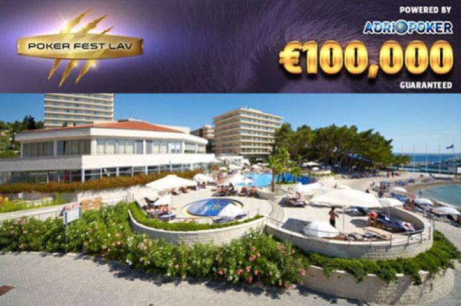 Poker Fest Lav Split by ADRIA POKER od 10-15 Marta 0001