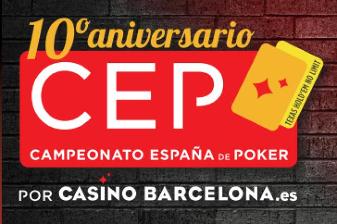 Cada semana 5 entradas para el CEP 2015 0001