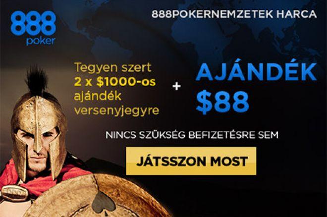 888poker Battle of Nations