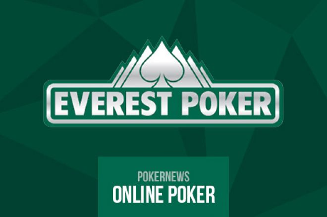 Grab €10 and Much More for FREE at Everest Poker! 0001