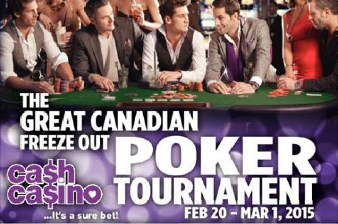 Cash Casino Great Canadian Freeze Out
