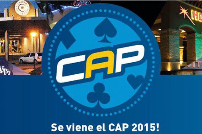 El CAP presentó el calendario oficial para el 2015; Cronograma de la primera fecha 0001